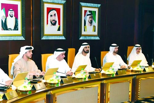 UAE Centennial 2071 project launched