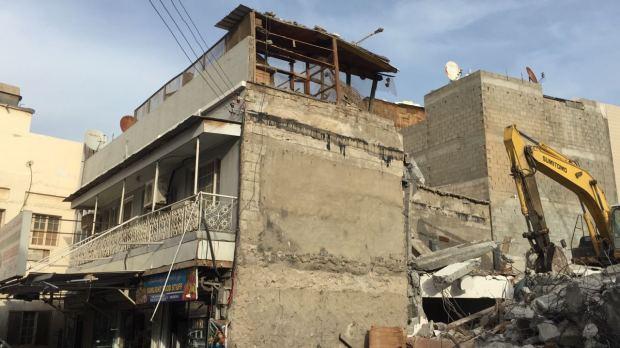Botched building demolition probe underway