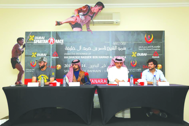 Bahrain to host 'Spartan Race'