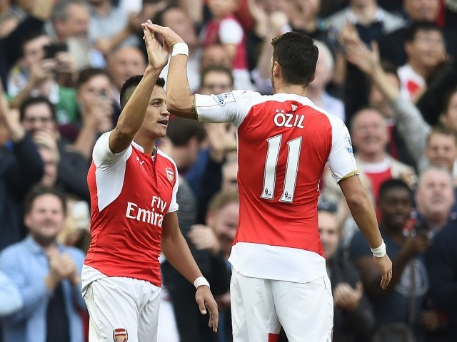 Sanchez and Ozil contract talks on hold