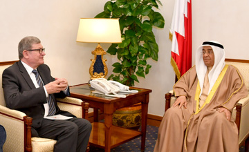 French delegation hails Bahrain's achievements