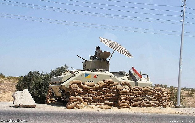 Ten Egyptian soldiers killed in Sinai operation, 15 terrorists dead