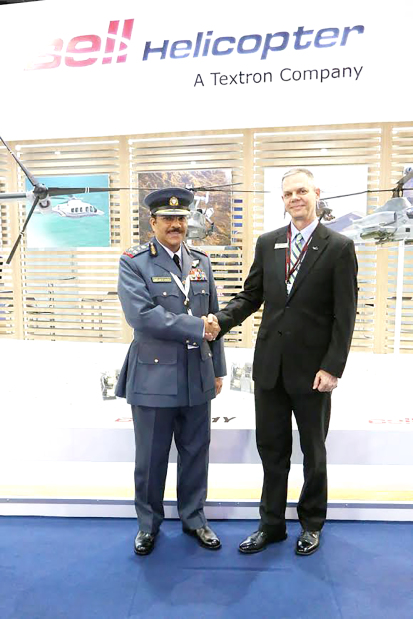 US aircraft firm to take part in defence expo