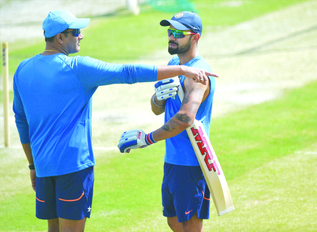 Iyer to cover up for injured Kohli