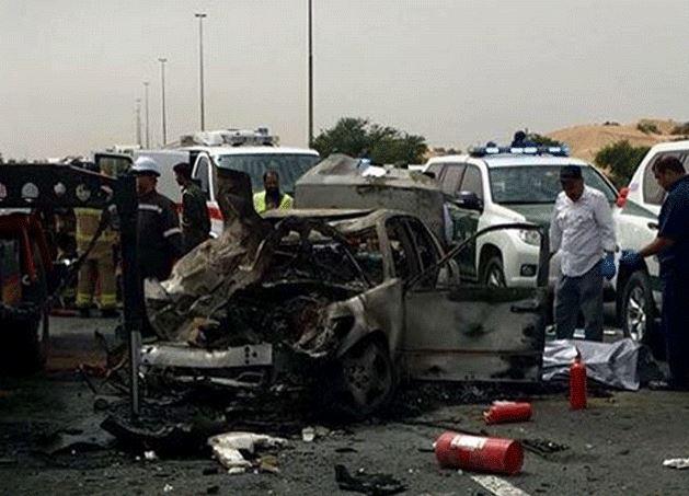 Emirati man killed in horrific accident
