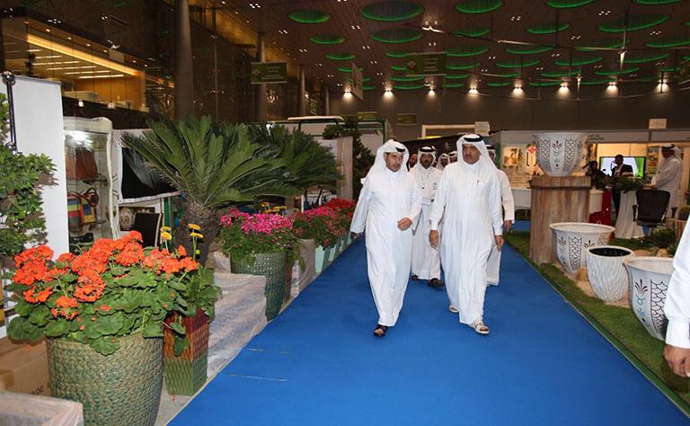 PHOTOS: Qatari Premier visits Agriteq 2017