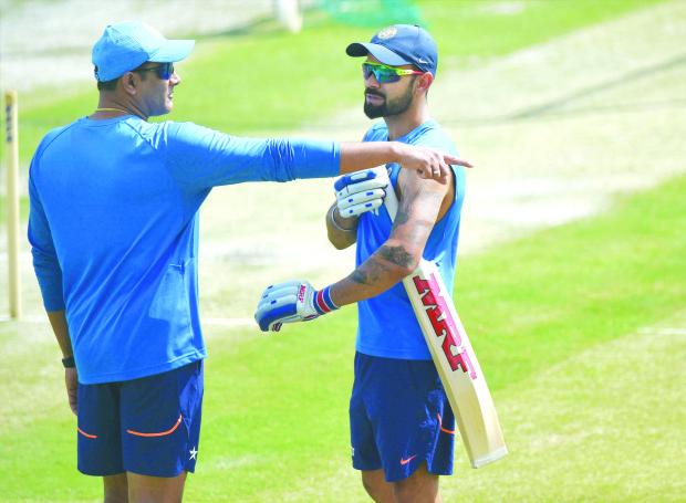 Iyer to cover up for injured Kohli