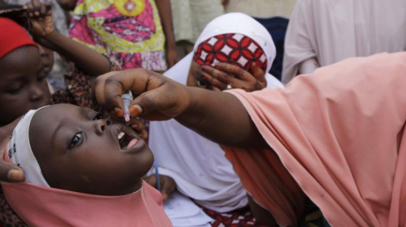 116 million African children to get polio vaccines, says WHO