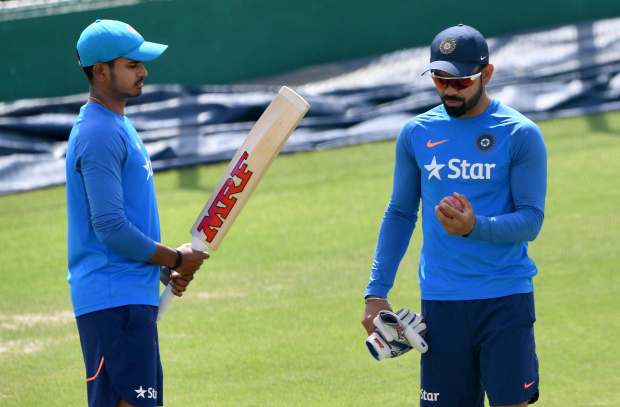 Injured Kohli a doubtful starter