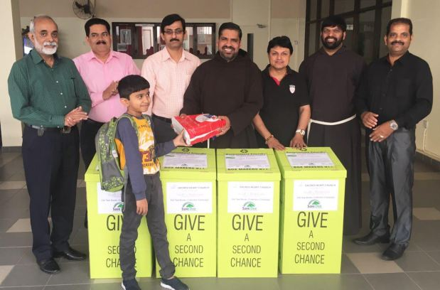 Drive to help needy pupils big success