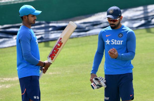 Injured Kohli a doubtful starter