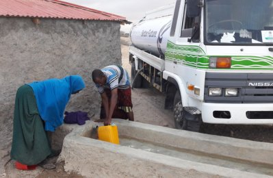DP World delivers 4.5m litres of water to Somaliland