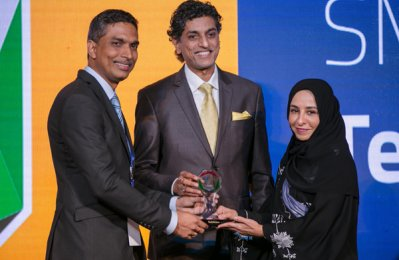 Dubai Investments unit TechSource wins top honours