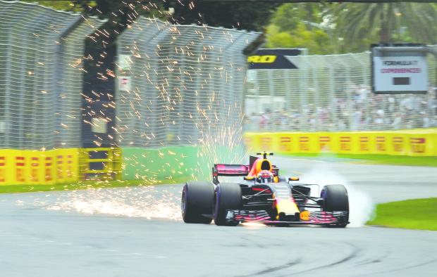 Ricciardo rues costly crash