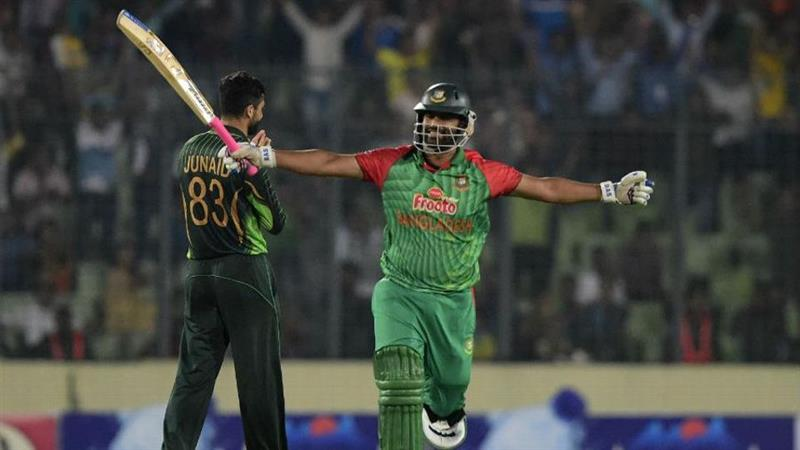 Tamim ton seals Bangladesh win