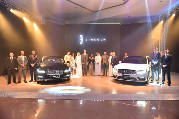 Car Launch: Lincoln Continental launched in Bahrain