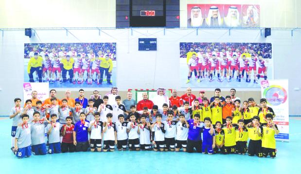 Barbar claim handball title
