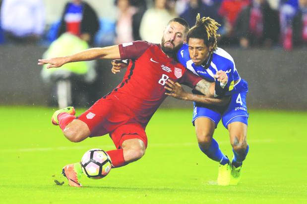 Dempsey plots US six-goal win