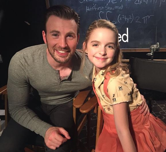 Chris Evans wants to be a 'daddy' someday