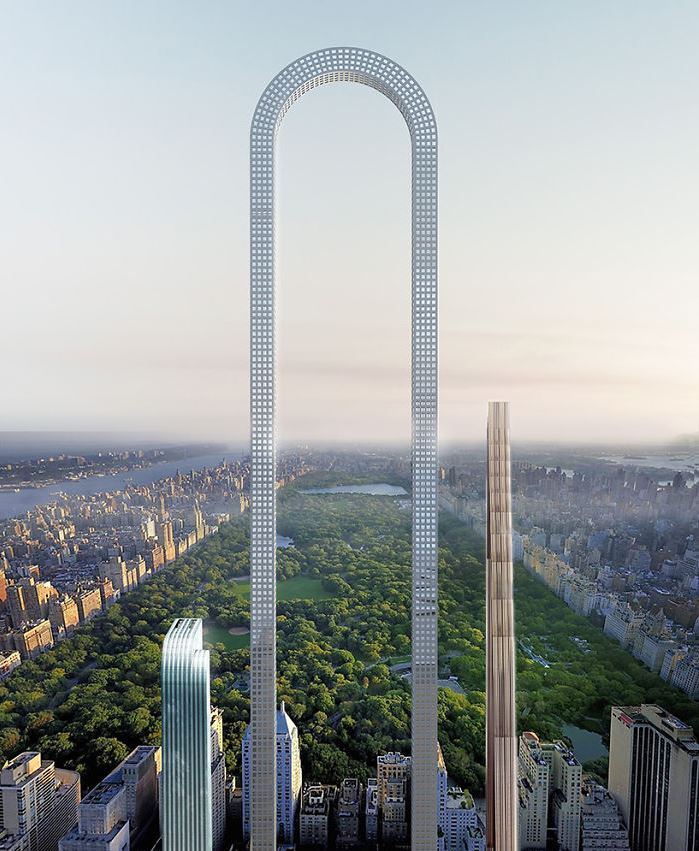 Photos: U-shaped New York skyscraper to surpass Burj Khalifa in length