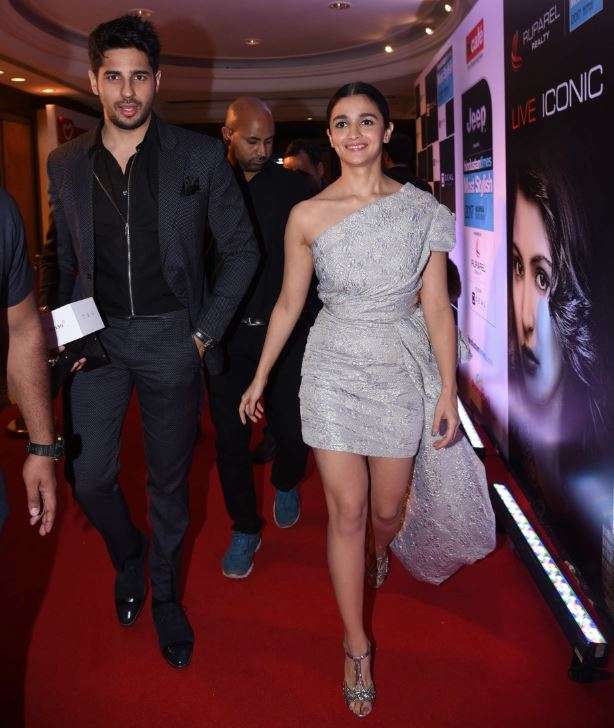PHOTOS: Alia-Sidharth set rumour mills abuzz with their hand-in-hand moment!