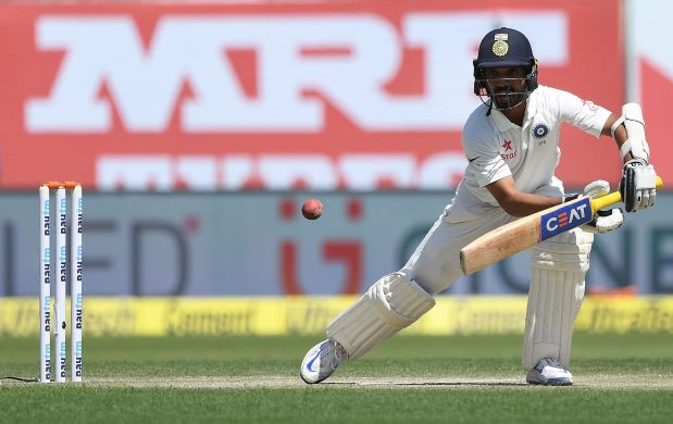 India reaches 248-6; trails Australia by 52 in 4th test