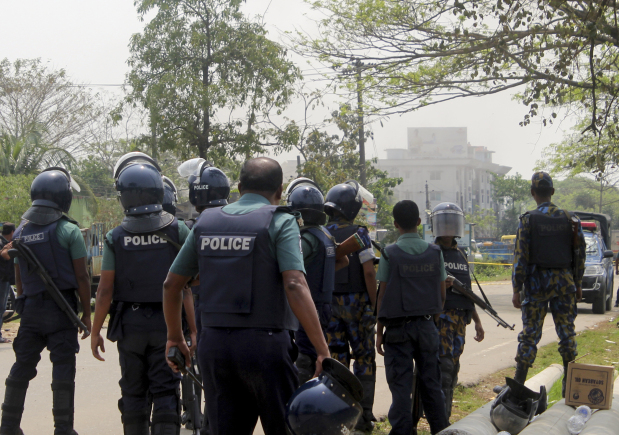 Two militants killed in Bangladesh raid; death toll now eight