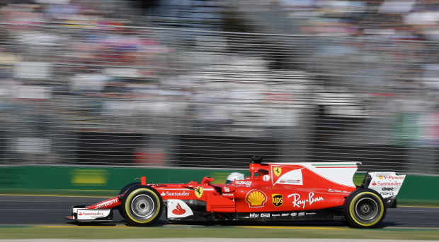 Vettel breaks Ferrari's F1 drought with victory at Australian GP