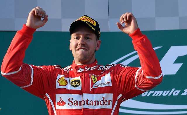 Vettel's drought-breaker for Ferrari sets up F1 duel in 2017