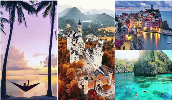 These INCREDIBLE places should be on every travel enthusiast's bucket list!
