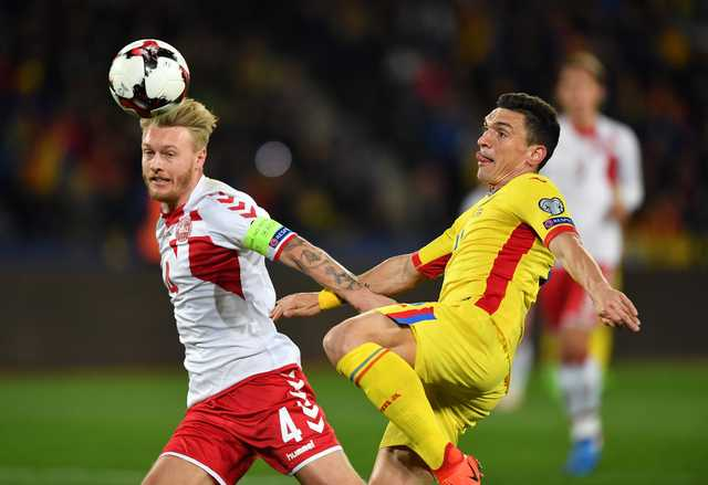 Lacklustre Romania held to goalless draw by Denmark