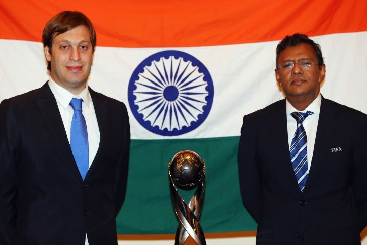 India's first FIFA tournament to be staged in Delhi