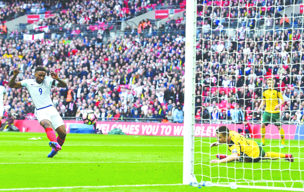 Defoe returns to seal England win