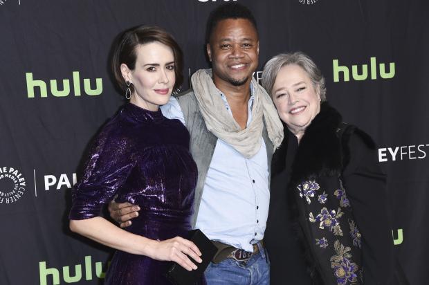 'American Horror Story' stars discuss potential Trump plot