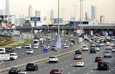 Dubai awards $327m road project contracts