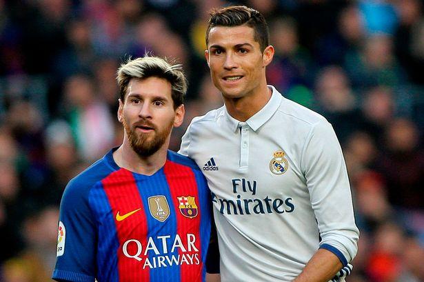 Report: Ronaldo tops Messi in earnings