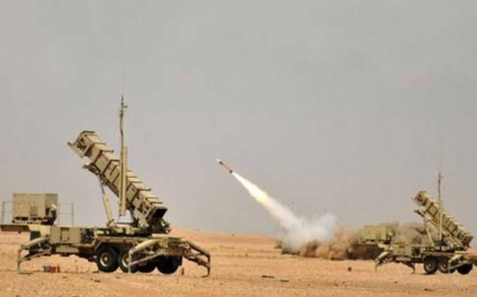 Saudi defence forces intercept four missiles launched by Yemen rebels