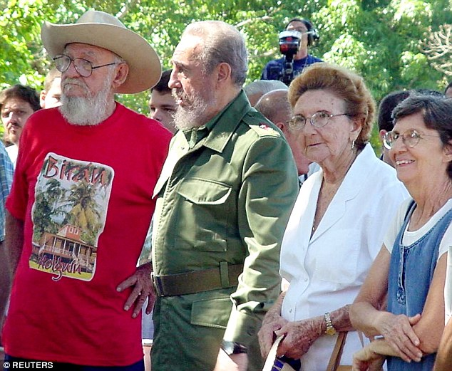 Agustina Castro, Fidel and Raul's sister, dies in Cuba at 78