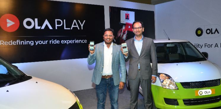 Ola Play launched in Hyderabad