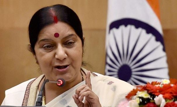 India: Sushma Swaraj speaks to UP CM, promises action on Nigerian issue