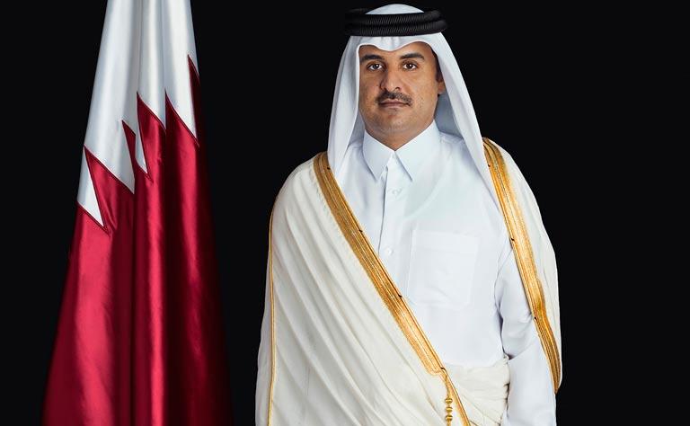 Qatari leader to attend Arab Summit in Jordan