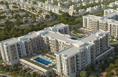 DP launches Mudon commmunity apartments for sale