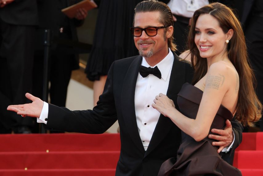 Brad Pitt secretly joined Angelina Jolie, kids on Cambodia trip
