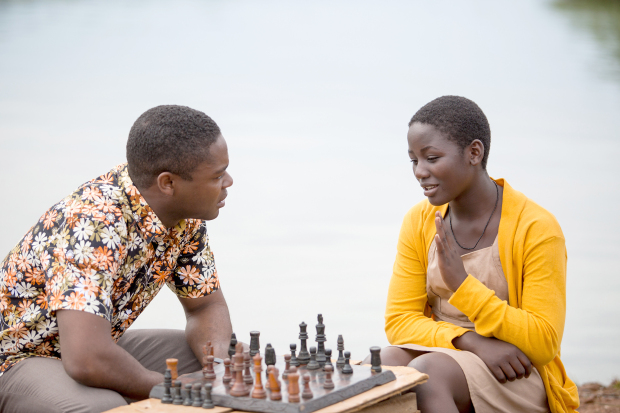 Inspiring drama about life in an Ugandan slum