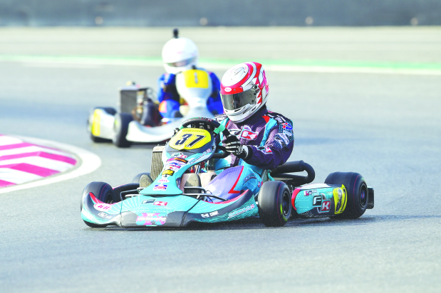 Almuammari and Alsaei race to fine victories