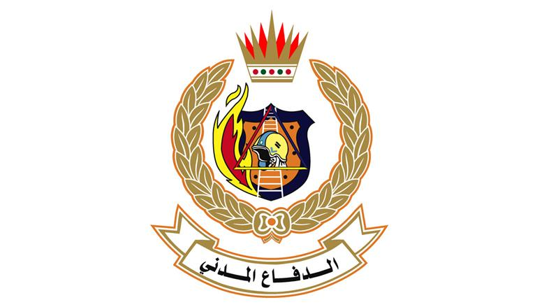 Civil Defence put out a car fire in Sitra