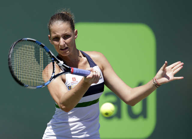 Miami Open: Pliskova, Wozniacki advance to semi-finals