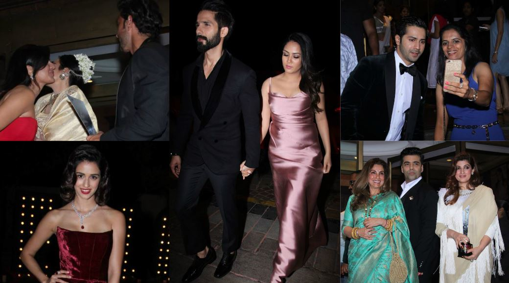 Photos: Celebs had a lot of fun at this award show especially Hrithik, Katrina and Rekha!