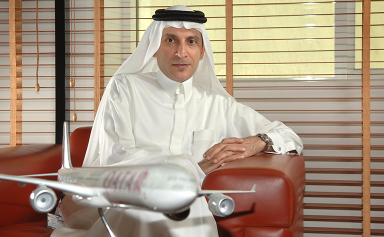 'Airline Of The Year' award for Qatar Airways