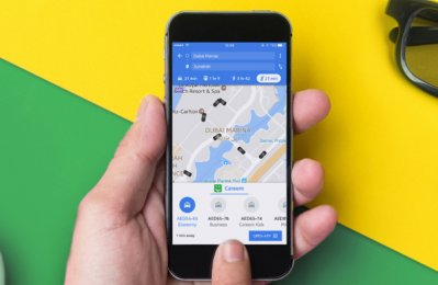 Careem integrates service with Google Maps